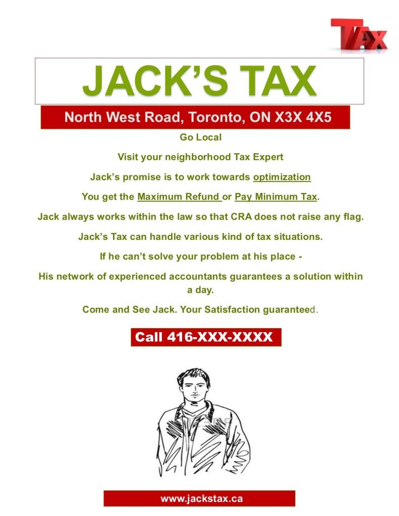 Jacks-tax